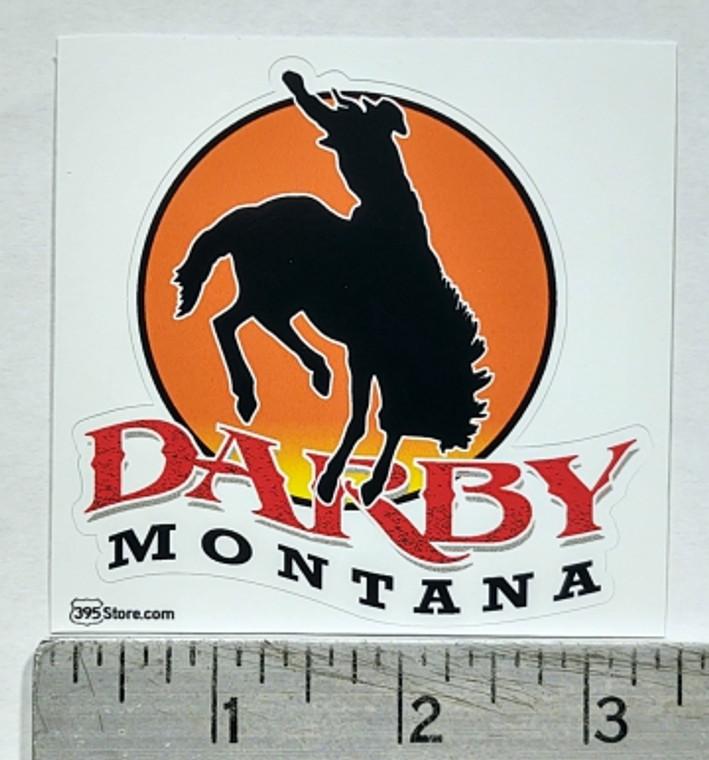 Darby Montana sticker