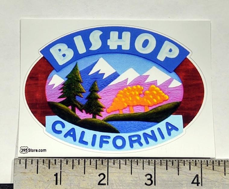 Bishop Sticker
