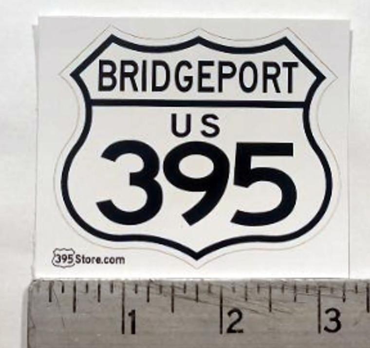 Bridgeport 395 Sticker