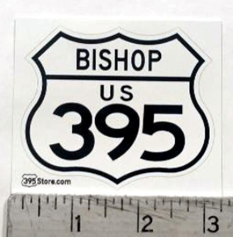 Bishop 395 Sticker