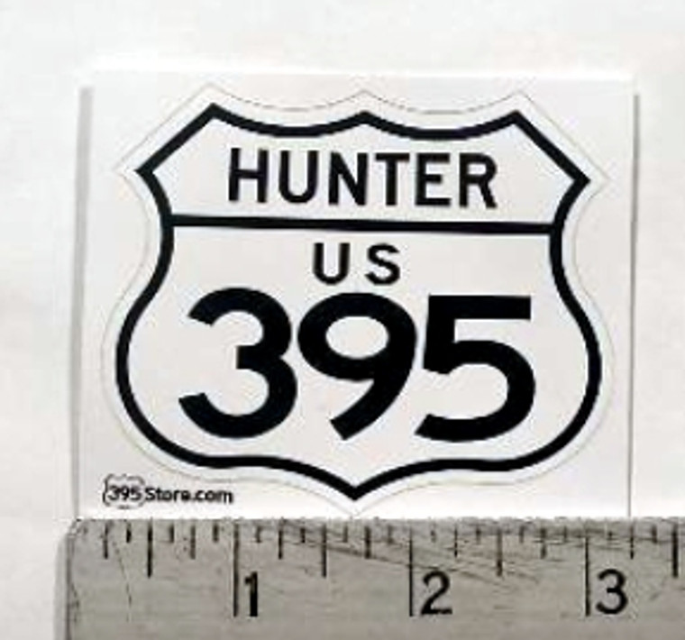Hunter 395 Sticker