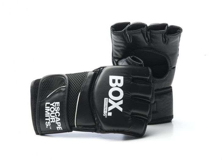 TECH SPEC. At a weight of 8oz per mitt, these are noticeably lighter than regular boxing gloves at 12-16oz, and put hands into a more natural position than gloves. So as well as being great for blended combat/functional workouts they are ideal for people getting into punchbag-based exercise.  DESIGN. The fingerless design used by MMA fighters for grappling is just as useful for functional training. Hit a punchbag, do a push-up, swing a kettlebell and lift some dumbbells, all without having to remove the BOA Mitts.  EXPERT TIP. Encourage members to embrace MMA training within your club by selling them their own pair of BOA Mitts. This can be done as part of a training/equipment package for group classes or individual training sessions.