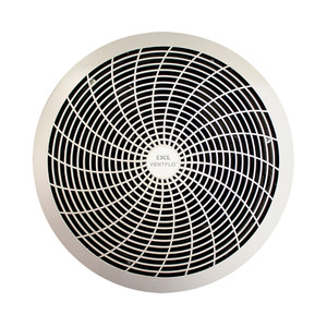 Ventflo 200mm is a powerful exhaust fan suitable for bathrooms, kitchens, laundries and toilets. Ventflo 200 comes with flex and plug for simple installation, and features strong airflow extraction up to 310m3/hr. The fascia is dishwasher safe and clips off for easy cleaning.