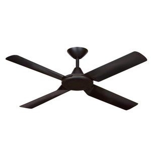 Imagine the choice of a DC ceiling fan operated with either wall control, remote or both. A modern Stylish DC ceiling fan complete with a 240V wall control & remote included in the box.