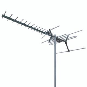 Digital TV Antenna VHF/UHF 21 Elements