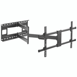 "TV Tilt and Swivel Bracket 43-80"" - Long Arm to 1015mm"