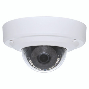 5MP HD Dome IP PoE Camera IP66 3.6mm Fixed lens IK10 Vandal Rated