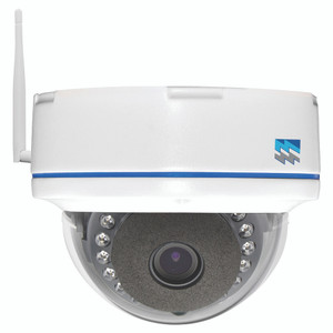 2MP HD Dome IP Camera Wi-Fi 3.6mm Lens 720P Resolution