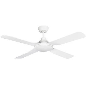 """Discovery 48"""" Ceiling Fan White"""