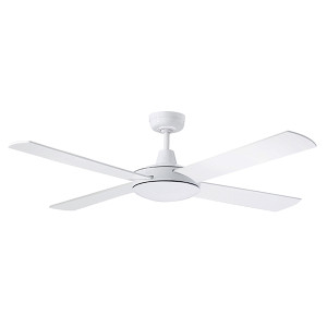 The Lifestyle series is simple yet elegant and extremely functional. The fan comes in 3 modern colour finishes.