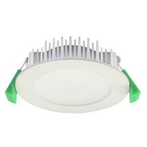 Ultra is a low profile and dimmable downlight that features excellent performance and allows for easy installation. It is ideal for any residential, corridor, reception, retail and office areas. Tricolour allows you to select colour temperature.