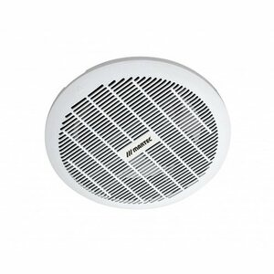 A powerful round exhaust fan that is available in both 200mm - 25W and 250mm 35W.