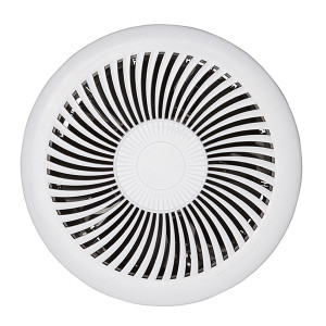 A powerful round exhaust fan that is available in both 250mm - 35W and 3000mm 45W.