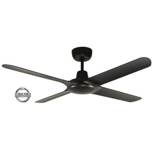 1250mm Fully Moulded Polycarbonate Composite 4 Blade Ceiling Fan with True Spin Technology motor. Suitable for indoor and covered outdoor applications.