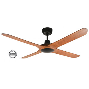 1400mm Fully Moulded Polycarbonate Composite 4 Blade Ceiling Fan with True Spin Technology motor. Suitable for indoor and covered outdoor applications.