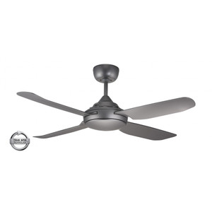 1220mm Glass Fibre Composite 4 Blade Ceiling Fan with True Spin Technology™ motor. Suitable for indoor/covered outdoor and commercial applications.