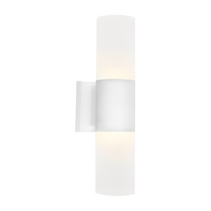 Ottawa is a Cylinder Type Energy Saving LED Exterior with Frosted Acrylic Lens and White Aluminium Finish. Suitable for Coastal Areas with IP54 Direct Weather Exposure Outdoor Rating.