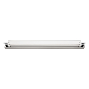 Carlisle is Ideal for Bathrooms as a Vanity Light as well as Bedroom or Hallway Walls. Energy Efficent 16W Integrated LED with Frosted Acrylic Lens and Beautiful Chrome Finish.