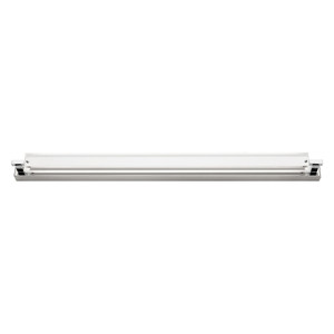 Carlisle is Ideal for Bathrooms as a Vanity Light as well as Bedroom or Hallway Walls. Energy Efficent 20W Integrated LED with Frosted Acrylic Lens and Beautiful Chrome Finish.