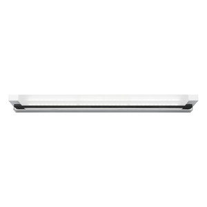 Extreme is a Very Smart Modern Vanity Wall Light Suitable for Bathrooms, Vanity Areas and Bedroom, Hallway or Living Room Walls. Featuring Chrome Finish and Frosted Acrylic Lens with 18W LED Light.
