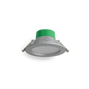 8W LED Downlight with Dimmable Integral Driver Silver