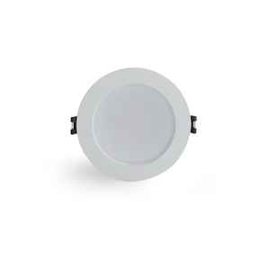 AT9039 TRI 8W LED Downlight with Dimmable Integral Driver White