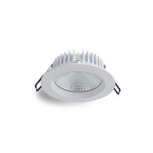 12W LED COB Downlight with Dimmable Driver
