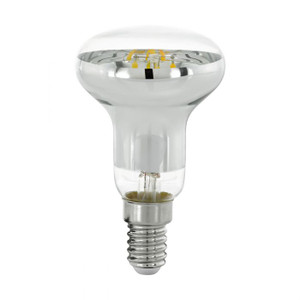 This LED R50 reflector lamp is dimmable and will retro-fit into most applications to replace halogen equivalents.