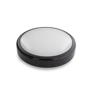 LED Large 14W polycarbonate Bunker – Tri-colour Black