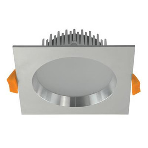 DECO-13 Square 13W Dimmable LED Downlight - Aluminium Frame