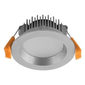 DECO-8 Round 8W Dimmable LED Downlight - Aluminium Frame
