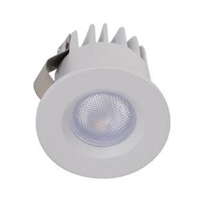 POCKET-3 3W LED Miniature Downlight - White Frame