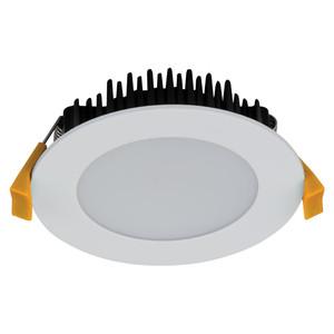 TEK-10 10W Dimmable LED Downlight - Satin White