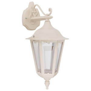 GT-132 Chester Downward Wall Light - Powder Coated Finish / B22