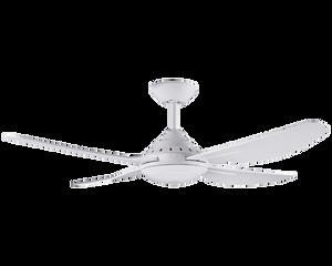 """RUSSELL 48"""" Ceiling Fan White"""
