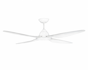 """RONDO 58"""" Ceiling Fan White"""