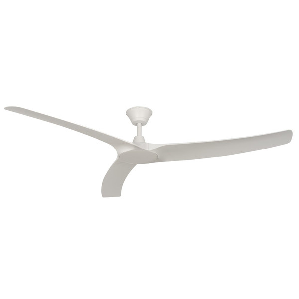 The only IP66 rated ceiling fan in the world. This fan is like no other fan on the market. It is completely dustproof, with full protection against dust particles & protection from high pressure water jets (projected nozzle 12.5mm) from any direction suitable for indoor, out door and coastal locations (without cover).