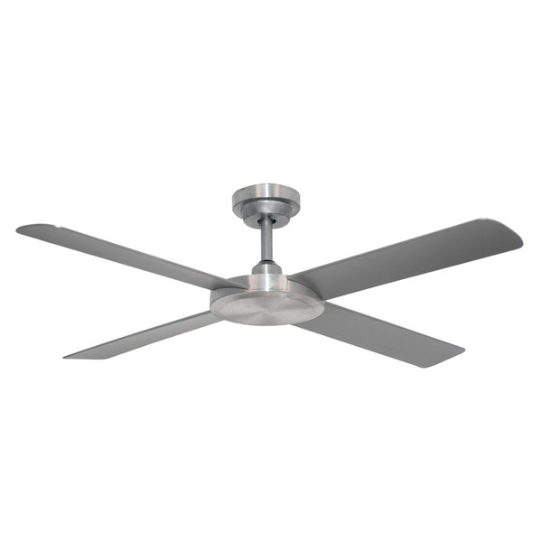 The Pinnacle with superior wedge design quick connect blades lock into the slimline die cast body. This premium fan is supplied with both Remote Control and DC Wall Control, which can be operated simultaneously.