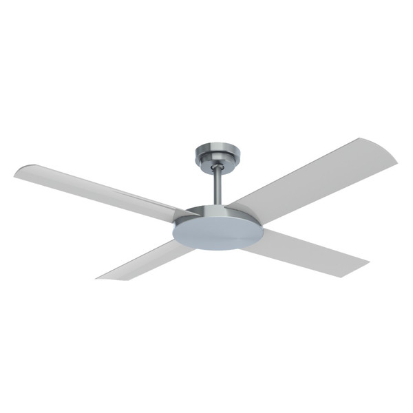 The Revolution 3 has an upgraded motor, increased blade pitch and minor cosmetic changes while retaining the popular looks of the original Revolution fan.