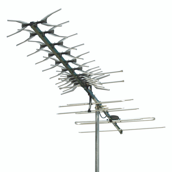 Digital TV Antenna VHF/UHF 49 Elements
