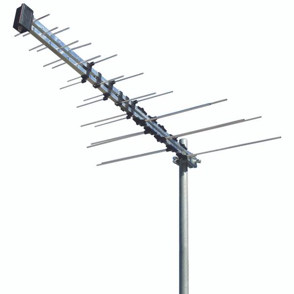 Log Periodic Digital TV Antenna VHF/UHF 32 Elements
