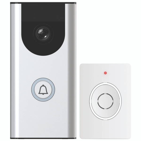 Wi-Fi Video Doorbell with Smart Device Access