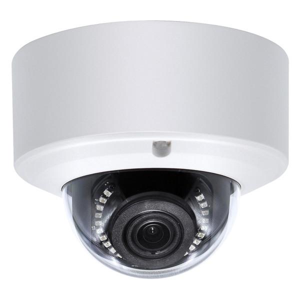 5MP HD Dome IP PoE Camera IP66 2.8-12mm Varifocal lens IK10 Vandal Rated