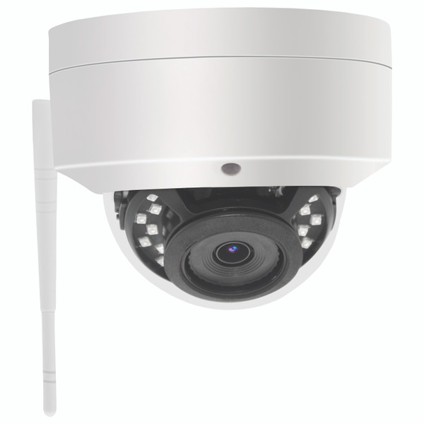 2MP IK10 Rated HD Dome IP Wi-Fi Camera IP66 3.6mm Fixed Lens