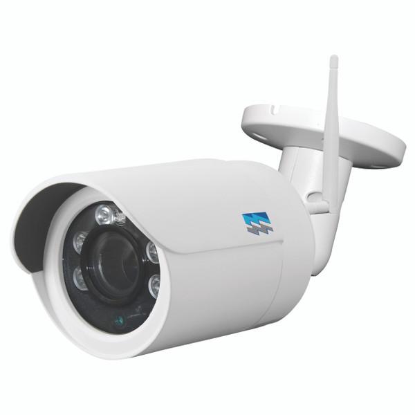 2MP HD Bullet IP Camera Wi-Fi 3.6mm Lens 1080P Resolution