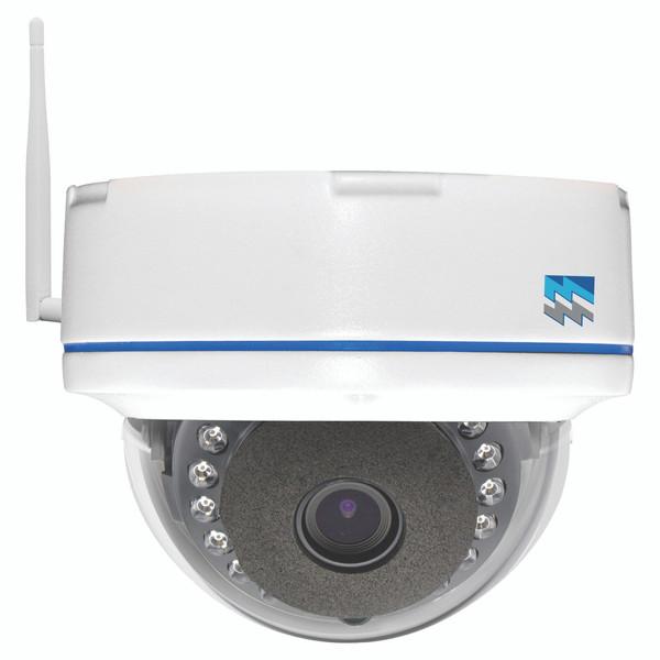 2MP HD Dome IP Camera Wi-Fi 3.6mm Lens 720P Resolution