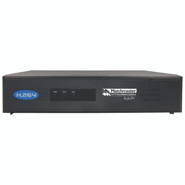 8 Channel LAN/PoE Network Video Recorder