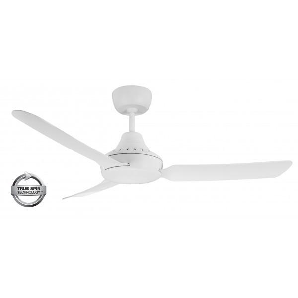 "Stanza 3 Blade 48"" Ceiling Fan White"
