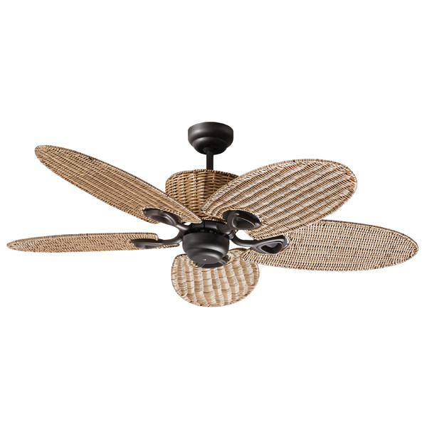 The Hamilton ceiling fan by Martec allows for any household to be transformed into an island escape. The Hamilton, with its 12.5 degree blade pitch is ideal for both bedrooms and living areas where the feeling of being on a tropical island is desired.