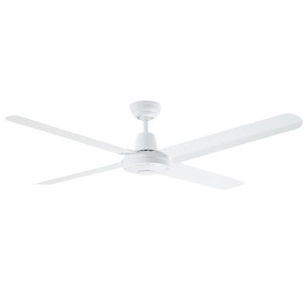 "Precision 52"" Ceiling Fan White"